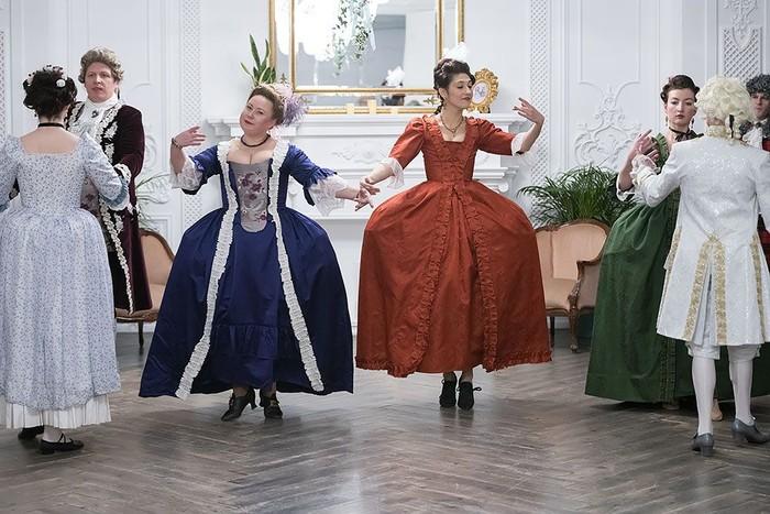 Красота и сила барочного танца