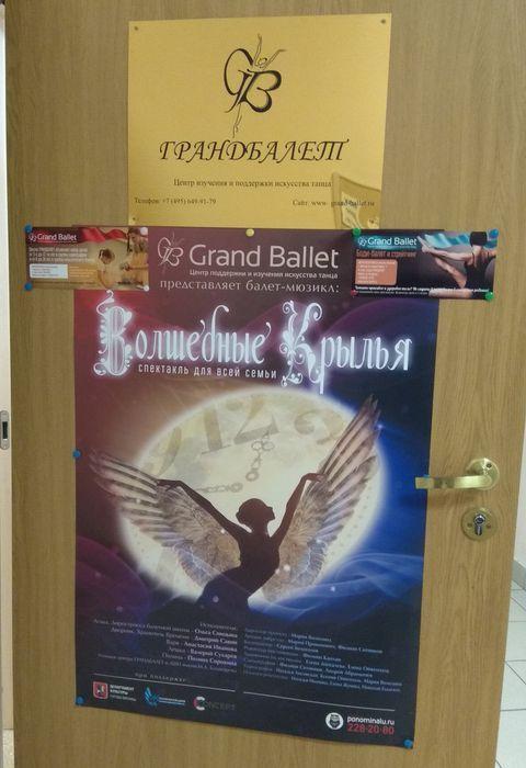 Входная дверь Grand Balet
